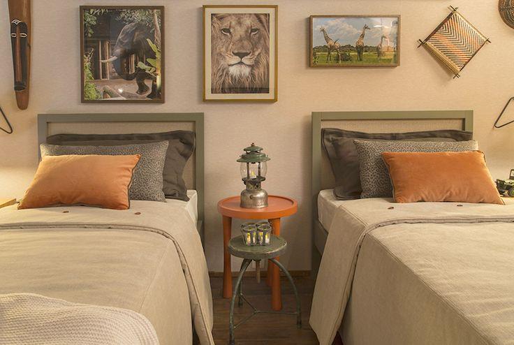 Veja como o branco+begena decoração fica bem em todos os tipos de ambientes e ainda garante elegância e conforto!