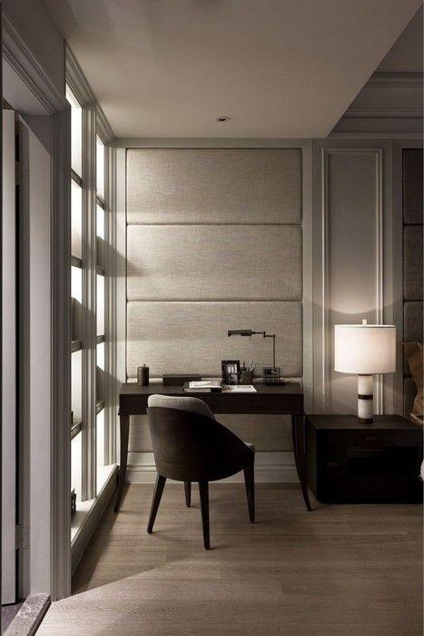 27 Wall Paneling Interior Ideas Modern