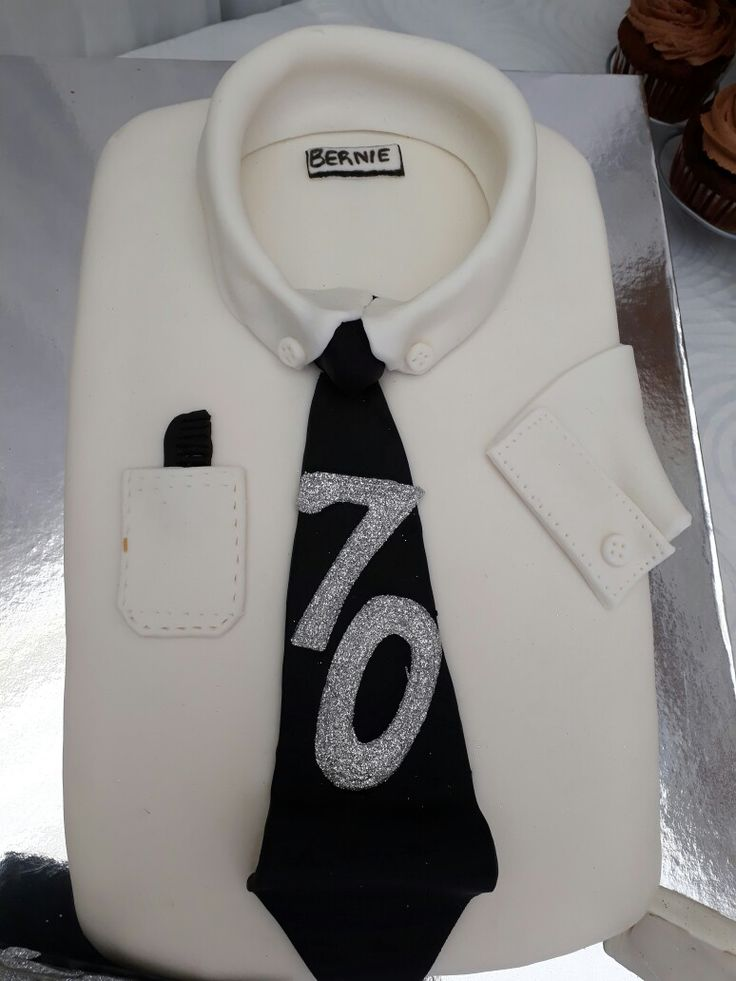 My dad's 70th birthday cake