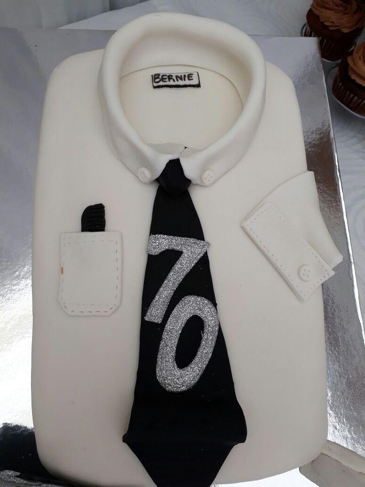 My dad's 70th birthday cake