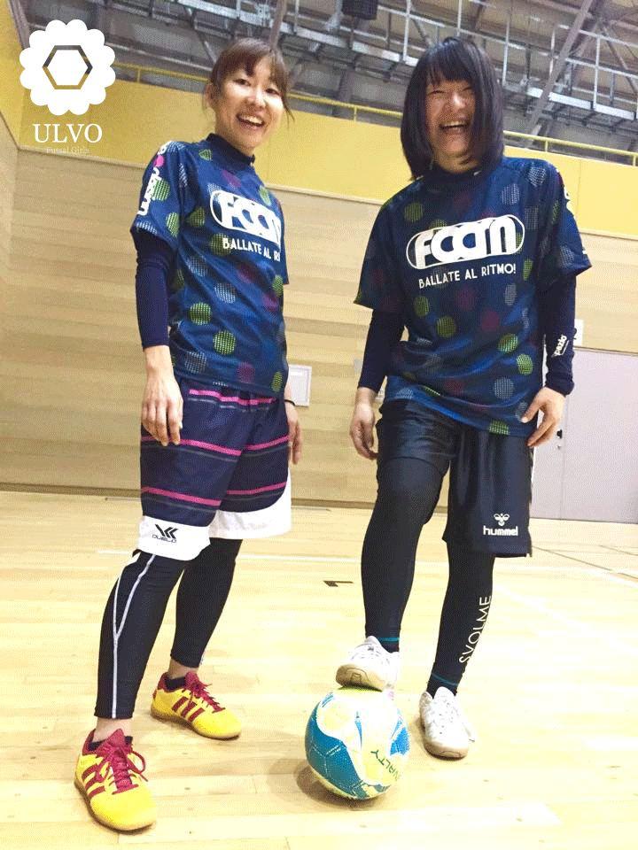 #ulvo #spazio #duelo #hummel #svolme #adidas #penalty #女子フットサル #フットサル