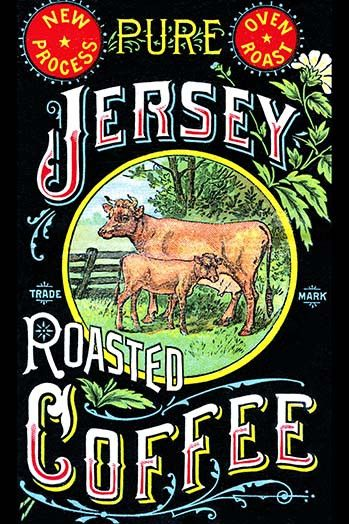 Pure Jersey Roasted Coffee