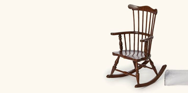 Where it all began… (With images) Windsor rocking chair