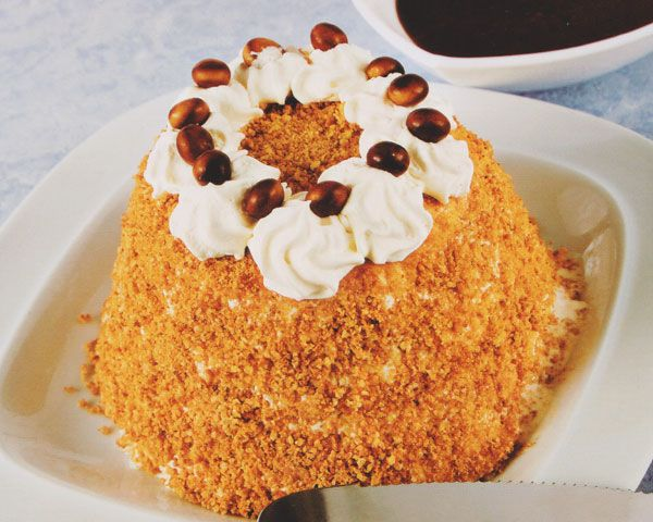 Kahlua Coffee Bombe Recipe *** Details on the recipe can be found by clicking on the image.
