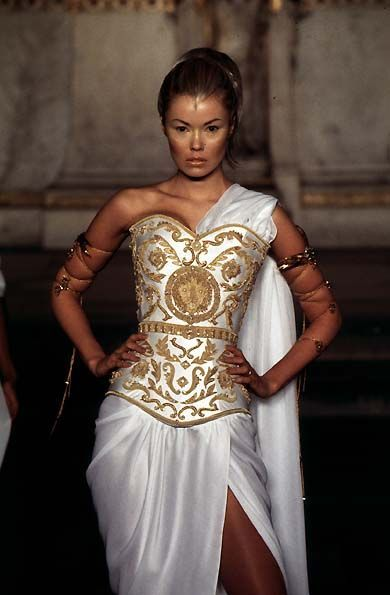 Givenchy Couture by Alexander McQueen