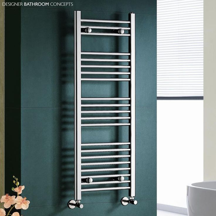 The Nevada Designer Chrome Heated Towel Rails, Creating Better Bathrooms  From Designer Bathroom Concepts. Visit Designer Bathroom Concepts For The  Ultimate ... Part 56
