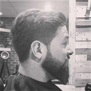 @bazzie_91 Thanks for travelling to come see us but i sure you all agree we definitely #worth it almost as much as wella lol#barber #barbers #barberlife #beards #beard #instabeard #beardenvy #beardculture #beardmovment #bearddusud #bonafidebeards #beardlove #jhb #jhbsouth #johannesburg #menwithbeards #aspenhills #threading