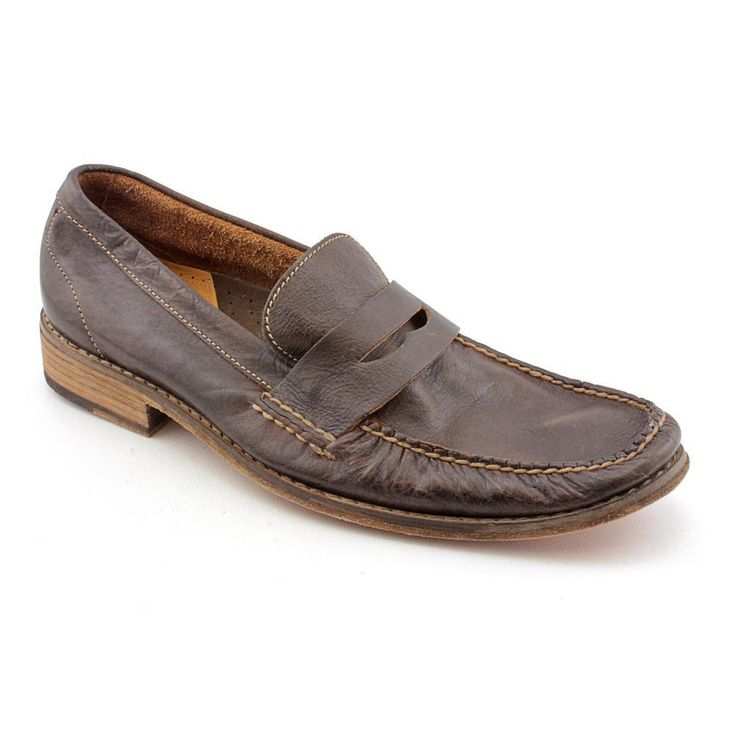 cole haan s air delancy leather casual shoes
