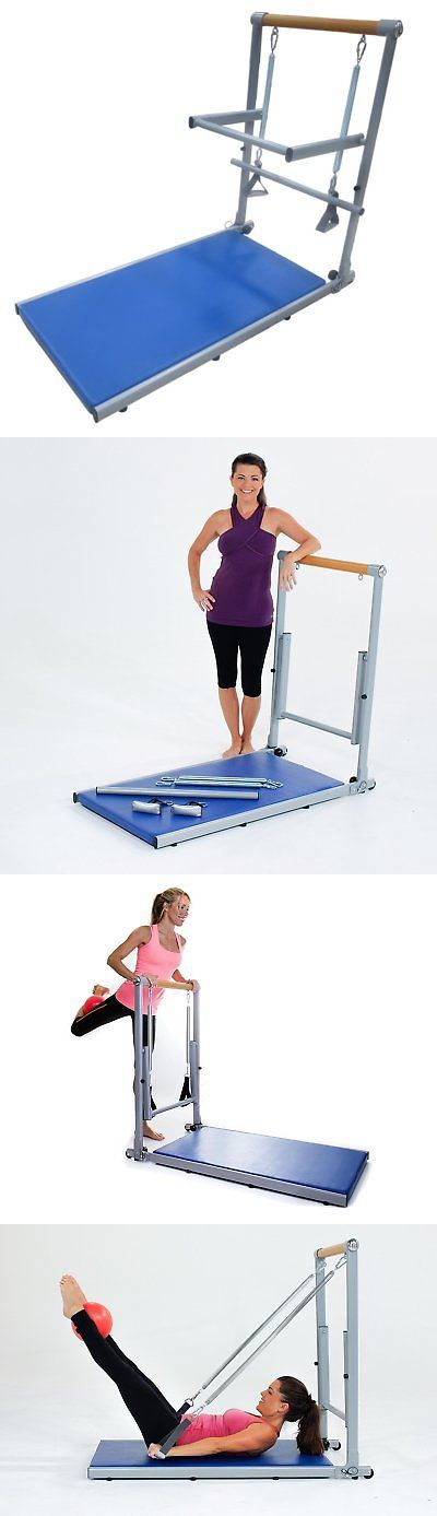 Pilates Tables 179807: Supreme Toning Tower W Pilates + Barre -> BUY IT NOW ONLY: $296.77 on eBay!