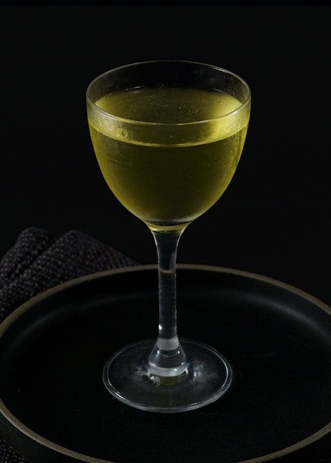 Alaska   Tuxedo No.2   gin, yellow chartreuse, orange biters