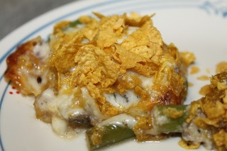 Green bean casserole, Bean casserole and Muffin tins on Pinterest