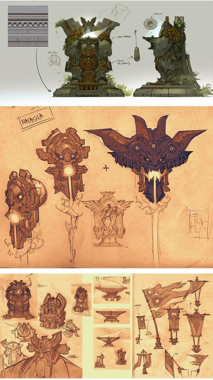 DarksidersII-conceptarts-Paul-02.jpg (800×1428)