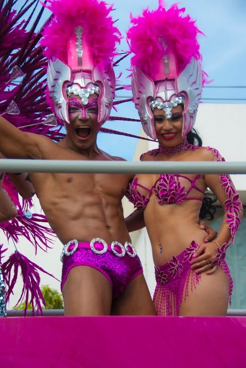 Carnaval de Barranquilla desfile de fantasia