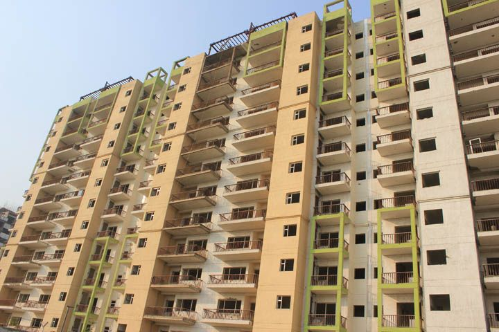 Construction updates - #Orris #Aster #Court #luxury #residential #flats for sale in #Gurgaon.