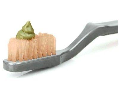 Természetes fogkrém