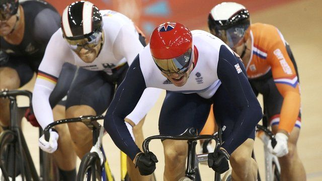 Sir Chris Hoy claimed a sixth Olympic gold medal to become the most successful British Olympian of all time.