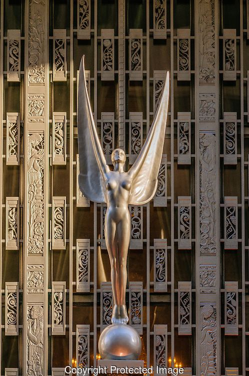 art deco angels - Google Search
