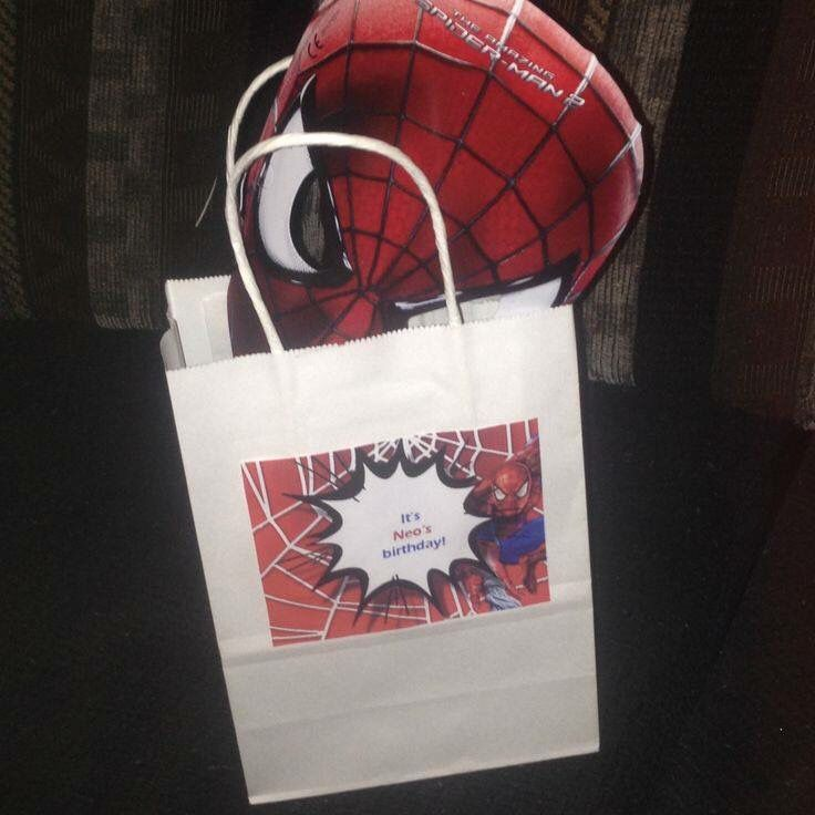 Spider-Man Party Packs
