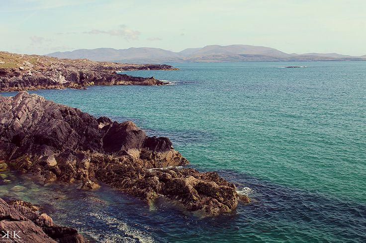 North Atlantic Ocean, Kerry County Ireland