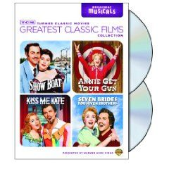 TCM Greatest Classic Films Collection: Broadway Musicals (Show Boat / Annie Get Your Gun / Kiss Me Kate / Seven Brides for... $10.99