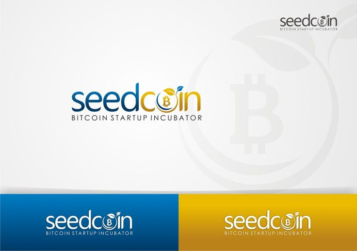 Design for Seedcoin: the Bitcoin Startup Incubator that helps seed stage companies grow by Rasyid