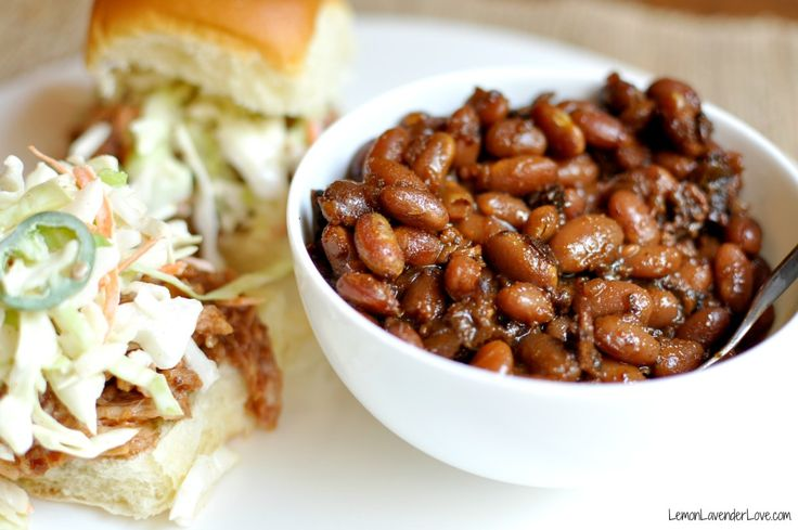 Picky Husband Approved Baked Beans (in the Instant Pot)