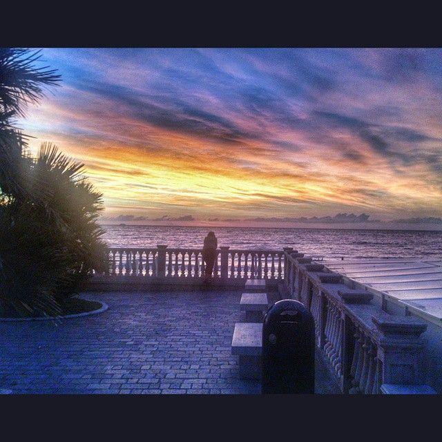 #laigueglia #liguria #italia #instaitalia #ig_liguria_ #mare #sea #cielo #sky #alba #sunrise #SquareDroid #italia #italy Web Instagram User » Collecto