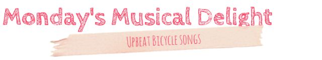 Playlist #8: Upbeat Bicycle Songs (Vampire Weekend, Fratellis, Gorillaz, MGMT, Daft Punk & Pharrell Williams)
