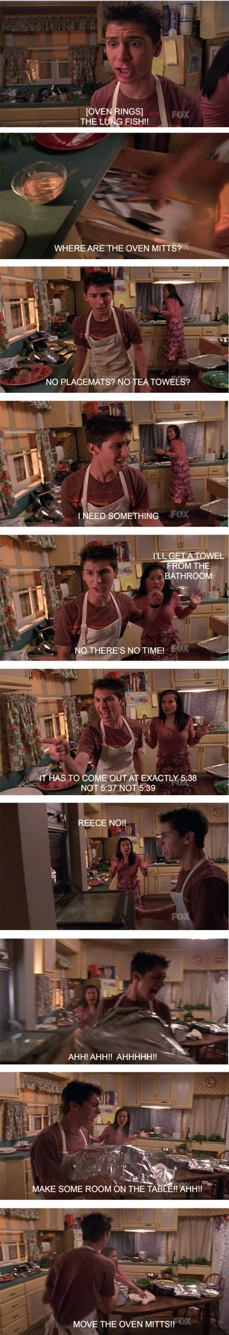 Why Reese was my favourite character in Malcolm in the Middle.