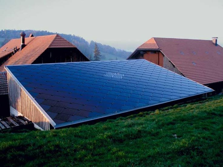 Sunstyle Is A Complete System Of Photovoltaic Roofing.