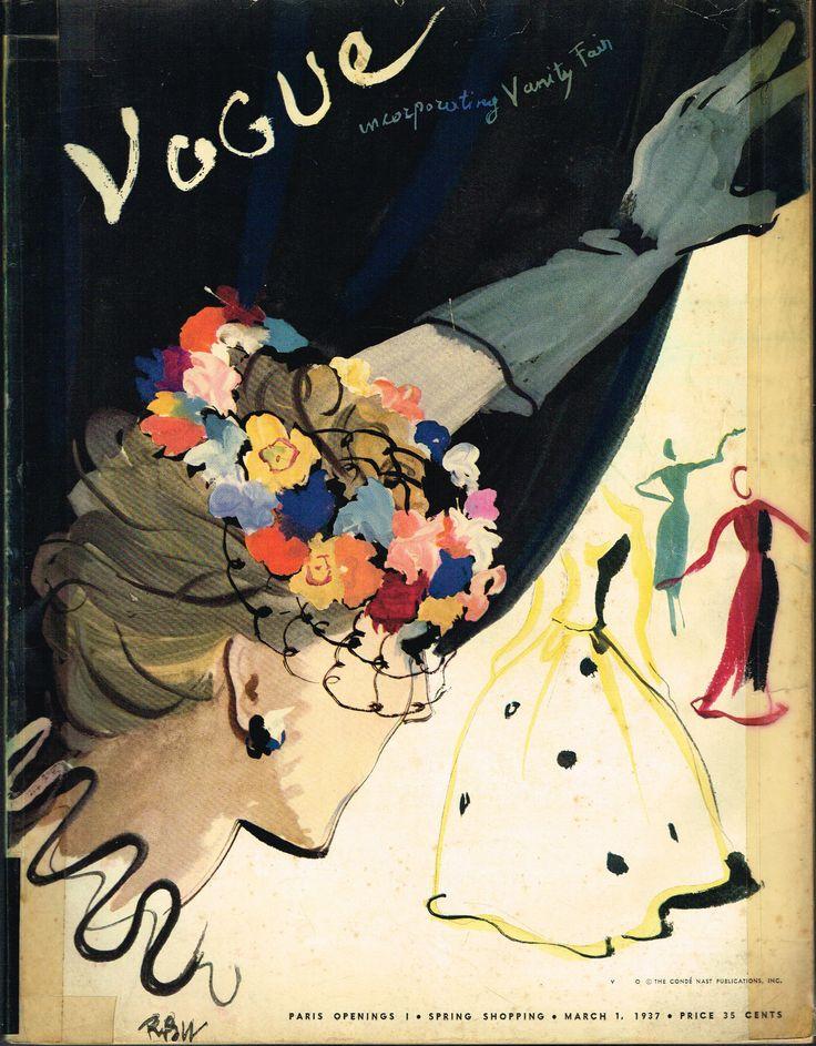 Vogue - March 1st 1937