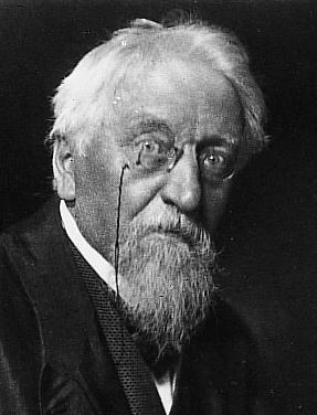 Ernst Lecher l'inventeur des fils de Lecher.