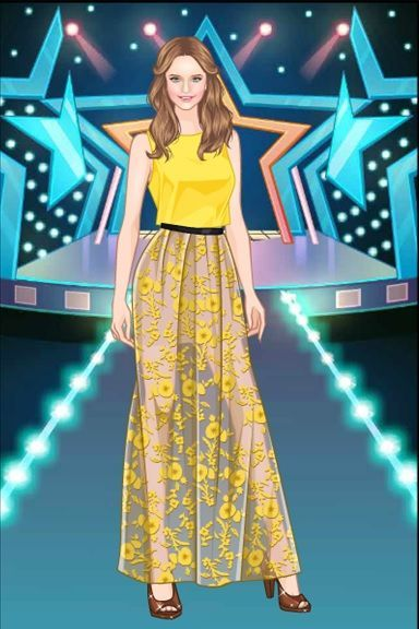 Fashion Designer Cocktail Dresses Game