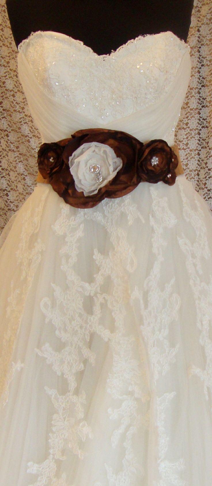 Wedding Dresses Materials