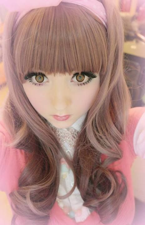 Venus Angelic. Cute voice cute looks just cute cute cute! Also very good makeup tutorials ones for real life and ones for play.