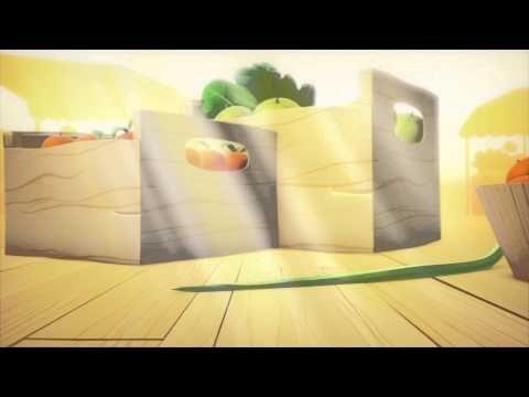 A table les enfants ! - La citrouille - Episode en entier - Exclusivité Disney Junior ! - YouTube