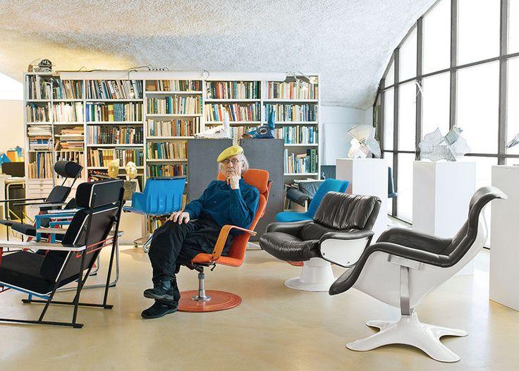 Modern Yrjö Kukkapuro