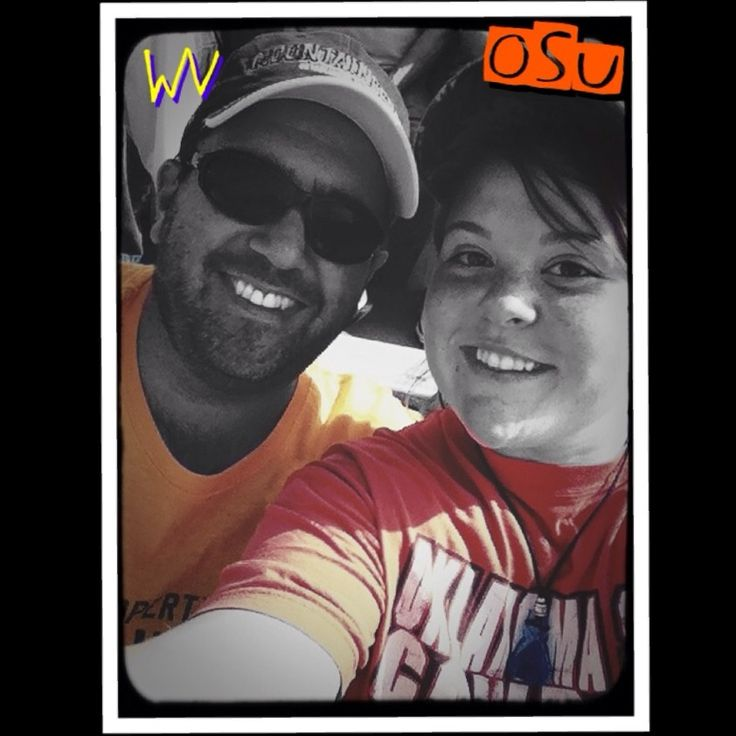 Me, my brother and my dad went to the WV/OSU game today! It was so much fun, but sadly, my team lost... :( Still a good game:) Also, it was my first legit (American) football game ever! =D Amazing time!