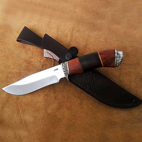 Hand Forged Knives Hunting knives Custom hunting knives