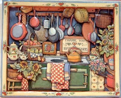 Vintage: Allerlei & Meer *Various ~van Susan Winget~