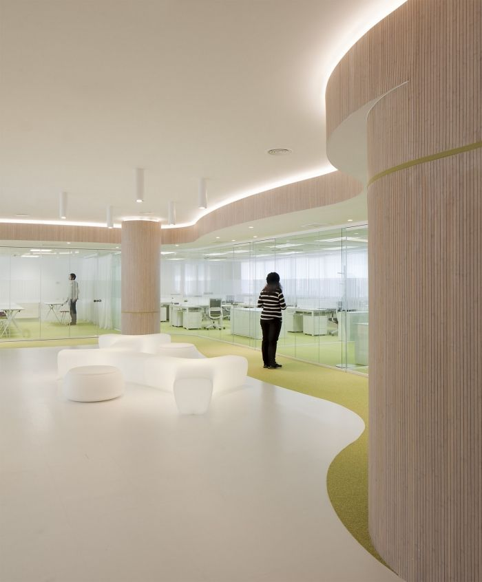 The Santander International Entrepreneurship Center - Office Snapshots