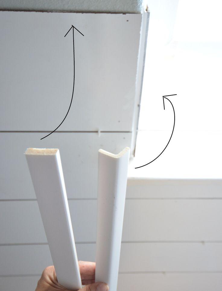 Cheap & Easy DIY Shiplap | Centsational Style