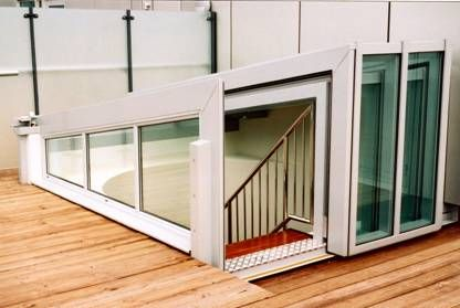 Roof Access: Opening Roofs Rooflights Skylights Roof/Sky Lights Hatches Hatch (Shed Plans Flat Roof)