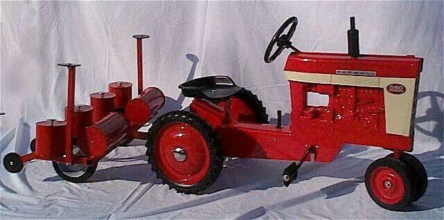 Tractor Pedal Car Parts : Best custom pedal tractor images on pinterest farm