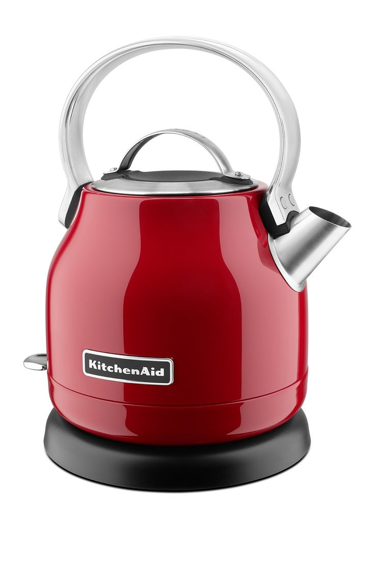 best  electric kettles ideas on pinterest  kettle kettles and  - kitchenaid   liter electric kettle  empire red