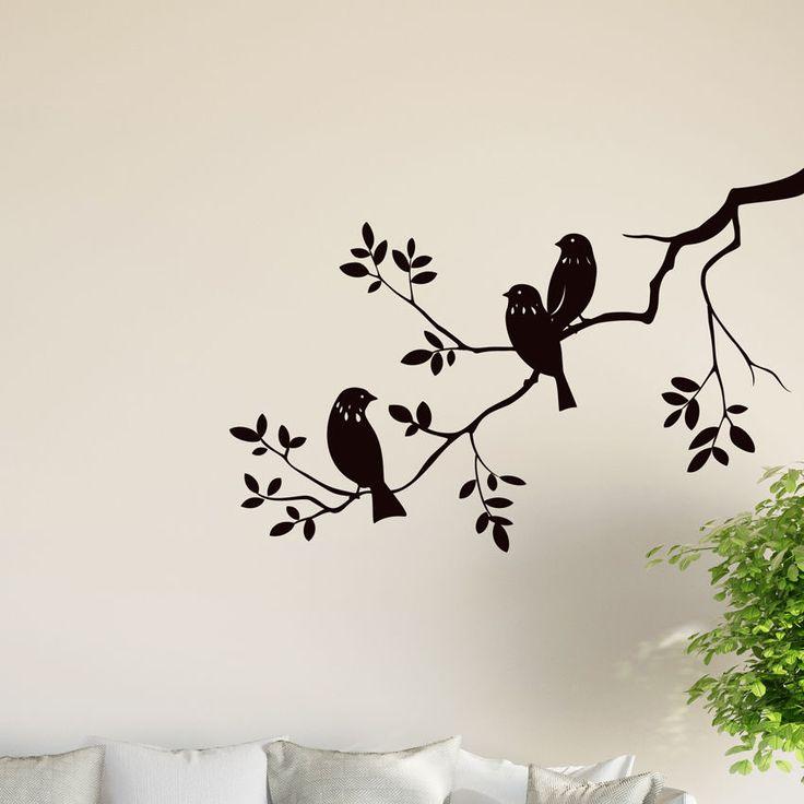 силуэты рисунок на стене вода вроде