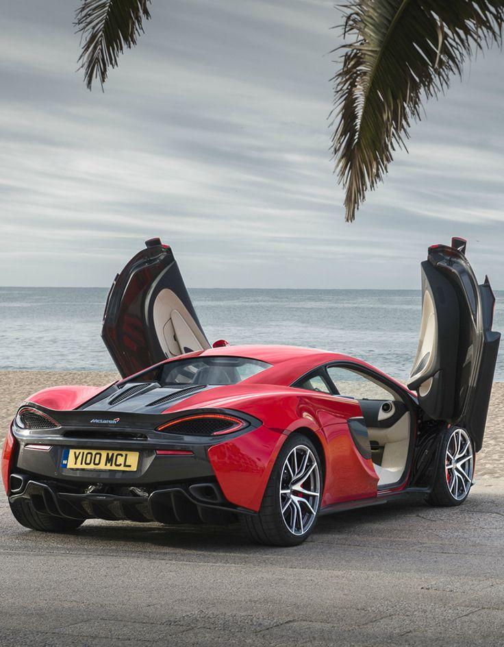 McLaren 570S. #cars #mclaren