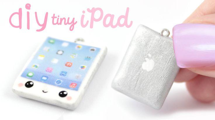 DIY Kawaii iPad in Clay | Kawaii Friday