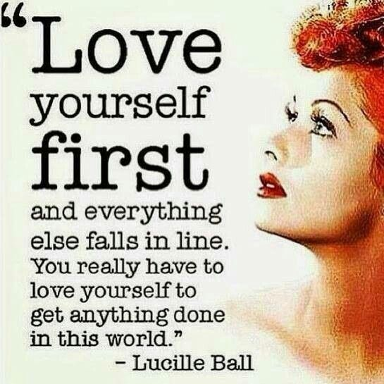 Inspirational Quotes On Loving Yourself: Inspirational Meme