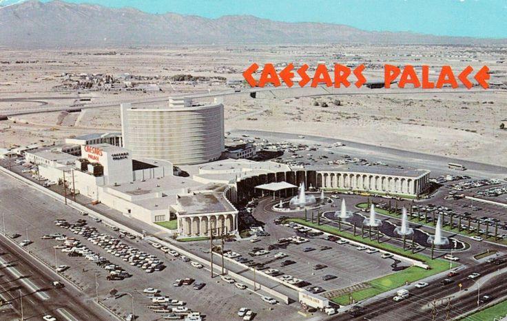 Caesars Palace circa 1971